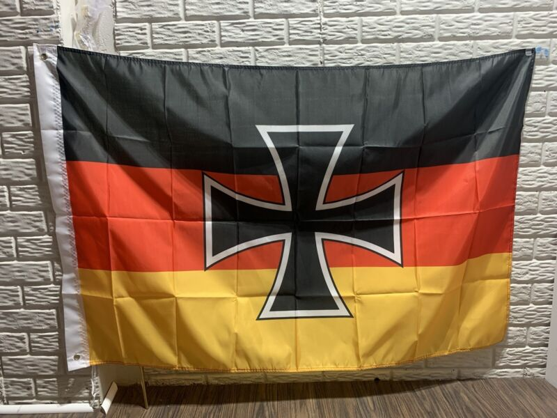 Germany/Weimar Republic Flag with Iron Cross 1919-1933