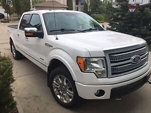2012 loaded F-150 Platinum!