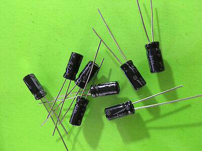 25102050 Piece 4.7uf 50v 105c Radial Electrolytic Capacitor 5x11