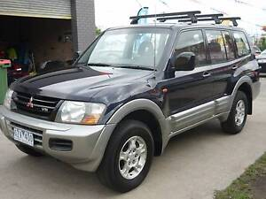 2001 Mitsubishi Pajero 7 SEATER Finance or (*Rent-to-Own $63pw) Dandenong Greater Dandenong Preview