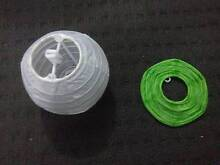 chinese paper lanterns 10cm Manoora Cairns City Preview