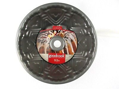 Bradshaw Good Cook Cathedral Bundt Cake Pan 9.5 Inch Nonstick Commercial Weight