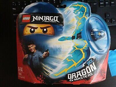 LEGO NINJAGO MASTERS OF SPINJITZU JAY-DRAGON MASTER 70646