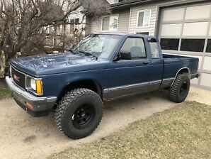 1992 gmc Sonoma 4x4 for sale