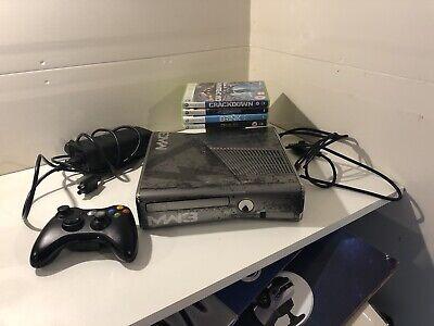 Xbox 360 Mw3 320gb Limited Edition Bundle