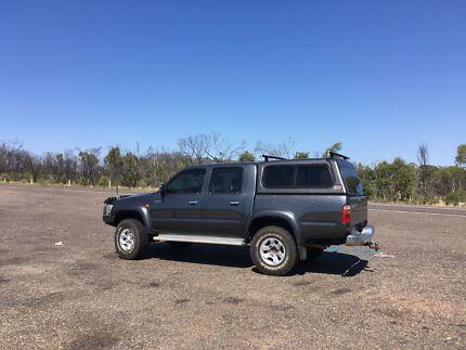 Toyota Hilux 2002 Sr5