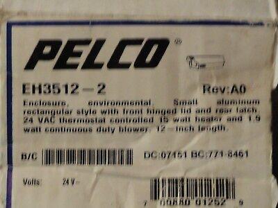 Pelco Eh3512-2 Outdoor Enclosure Housing For Security Camera