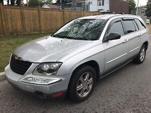 2004 Chrysler Pacifica AWD...TV DVD 6-pass Cuir Toit