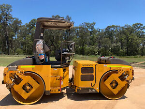 Volvo DD70HF  Static Roller Londonderry Penrith Area Preview