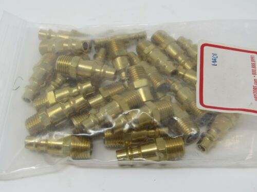 Brass Air Tool Fitting, Lot of 27 #14601
