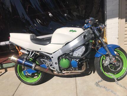 95 zx6r ninja