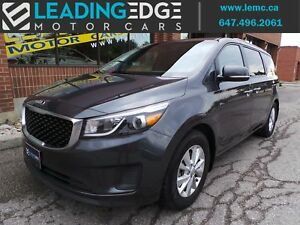 2016 Kia Sedona LX+ 8 passenger, Power doors