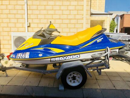 Seadoo - just 50 hours on the clock!