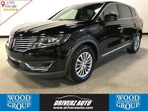 2017 Lincoln MKX Select AWD, LEATHER, REMOTE START