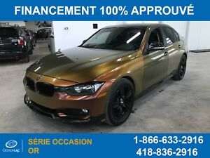 BMW 320 Xdrive Berline 4 Portes 320i Xdrive, Traction Intégrale