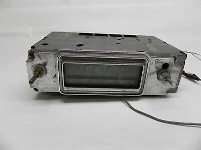 Vintage Radio knobs Original EMERSON Plastic