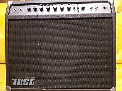 TUSC COMBO AMP - made in USA - FANE SPEAKER for sale  Shipping to South Africa