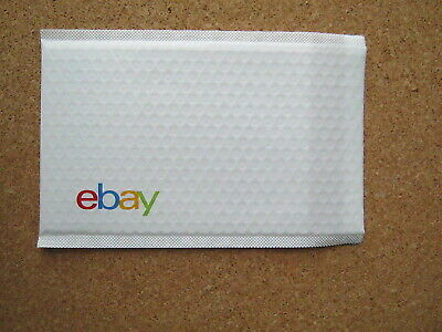 Lot Of 10 Ebay Airjacket Padded Envelopes 6.5 X 8.75 Shipping Supplies