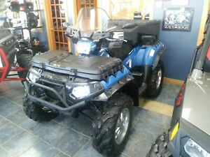2013 Polaris Sportsman 850 Touring eps touring