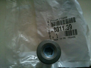 CITROEN-PEUGEOT-MANY-MODELS-SEE-TEXT-FOR-DETAILS-ENGINE-OIL-DRAIN-PLUG-031139