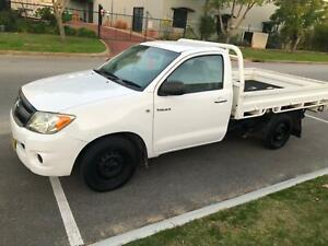 2007 Toyota Hilux Ute Excellent condition