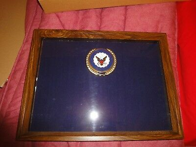 w Box  Display Case New LARGE 16