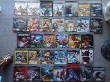 33 PS3 Games for Sale Balgownie Wollongong Area Preview