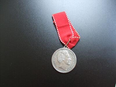 Medaille König Ludwig II NPO 25.8.1845 - 13.6.1886