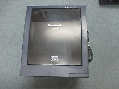 Panasonic Kx-tde100 Ip Pbx Cabinet Only - No Ipcmpr Power Supply Or Cards