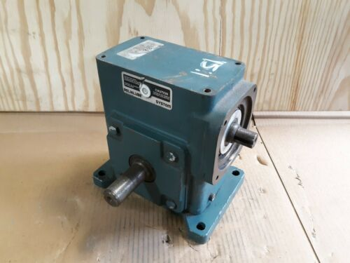 Tigear A262B015N000K1 Gear Reducer 2.73 HP 6051389 15:1  S43