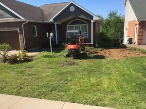 Landscaping Services - Insured - Free Estimates