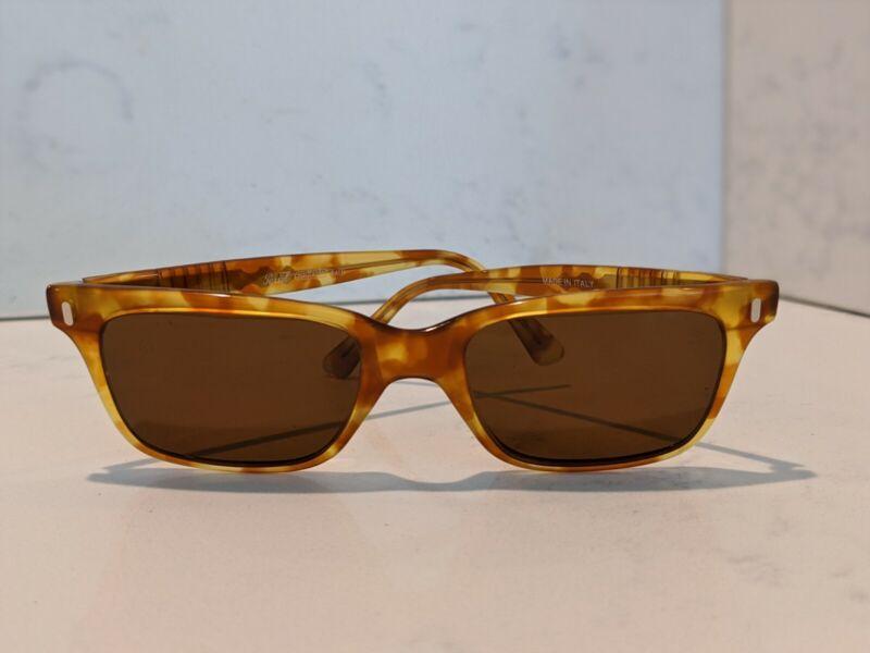 Persol Ratti 9271 Honey Tortoiseshell Vintage Sunglasses Pre-Worn