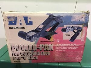 For sale power pak scissor jack 150 doll