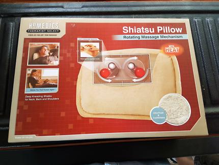Shiatsu Massage Pillow Holder Weston Creek Preview