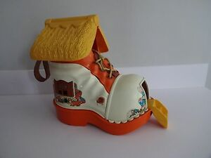 Matchbox Lesney Vintage Play Boot/ Shoe House Live n Learn 1970s 70s Retro