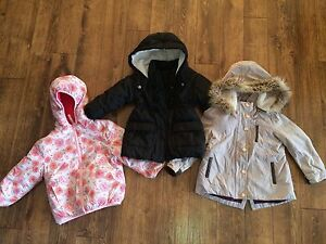 2T and 3T girls lot of clothes (Zara, GAP, Nike, and more)