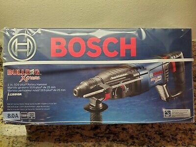 Bosch Bulldog Extreme 11255vsr Sds-plus Rotary Hammer Drill Brand New In The Box