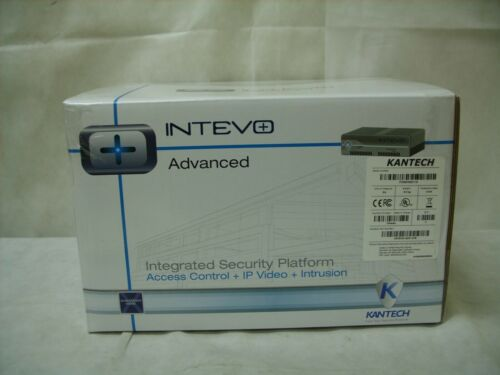 Kantech Intevo Advanced Integrated Security Platform DVR INTEVO-ADV-4TB *NOS*