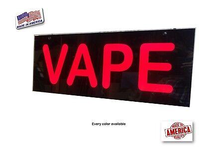 Vape Signelectronic Smoke Signled Light Sign Box