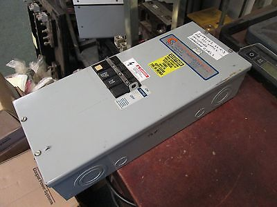 Ite Enclosed Circuit Breaker Bq3100 100a 4p 240v Used