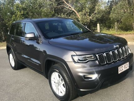 Jeep Grand Cherokee 2017 - 9 Months Old - 4.2 years warranty remaining