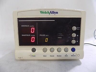 Welch Allyn Protocol Systems 52000 Series Quick Signs Vital Signs Monitor