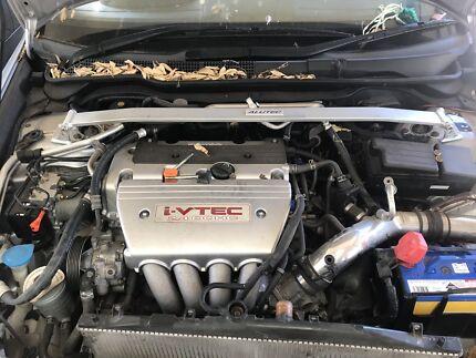Honda Accord 2004 engine | Engine, Engine Parts