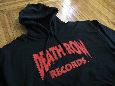 Delicious Vinyl Mens Retro Record Label Hoodie Brand New Heavies Hip Hop Dance