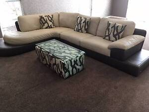Natuzzi Orig $13,251 Lounge, Coffee Table, Pillows & Ottomans Rostrevor Campbelltown Area Preview