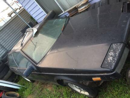 1986 Holden Piazza Coupe plus heaps and heaps of spares Sunshine North Brimbank Area Preview