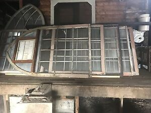 Old church style windows for you DIY project