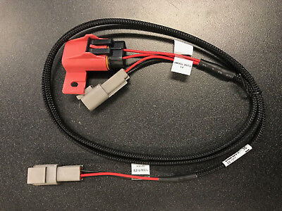 Trimble 67095 Cable Assembly 2 Pin Dtm To 2 Pin Dt Power Adapter Ztn67095