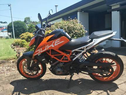 2017 KTM 390 Duke Motorcycle Castle Hill The Hills District Preview