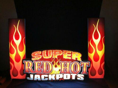 Very Cool Las Vegas Casino Lighted Signs